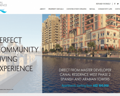 Canal Residence West